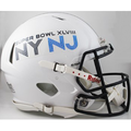 Super Bowl XLVIII 48 Mini Speed Football Helmet