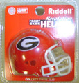 Georgia Bulldogs NCAA Pocket Pro Single Football Helmet