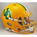 Oregon Ducks Yellow Throwback Authentic Speed Helmet