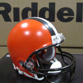 Cleveland Browns 2015 Mini Replica Helmet