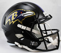 Baltimore Ravens NFL Replica SPEED Full Size Helmet