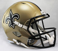 New Orleans Saints NFL Replica SPEED Full Size Helmet