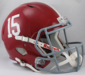 Alabama Crimson Tide NCAA Full Size Replica Speed Helmet