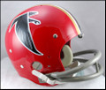 Atlanta Falcons Full Size TK Suspension Throwback Helmet 1966-69