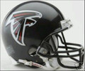 Atlanta Falcons Mini Replica Helmet