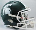 Michigan State Spartans NCAA Full Size Replica Speed Helmet