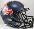 Mississippi (Ole Miss) Rebels NCAA Full Size Replica Speed Helmet