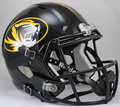 Missouri Tigers NCAA Full Size Replica Speed Helmet