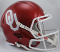 Oklahoma Sooners NCAA Full Size Replica Speed Helmet