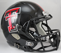 Texas Tech Red Raiders NCAA Full Size Replica Speed Helmet
