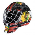 Chicago Blackhawks Franklin NHL Full Size Street Youth Goalie Mask GFM 1500