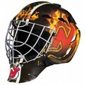 New Jersey Devils Franklin NHL Full Size Street Youth Goalie Mask GFM 1500