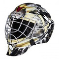 Pittsburgh Penguins Franklin NHL Full Size Street Youth Goalie Mask GFM 1500