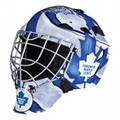 Toronto Maple Leafs Franklin NHL Full Size Street Youth Goalie Mask GFM 1500