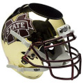 Mississippi State Bulldogs Chrome Helmet Desk Caddy