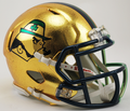 Notre Dame Fighting Irish 2015 Boston HydroSkin Mini Speed Helmet