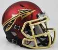 Florida State Seminoles 2015 Garnet & Black Mini Speed Helmet