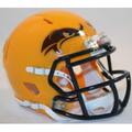 Kent State Golden Flashes Yellow Mini Speed Helmet