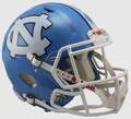 North Carolina Tar Heels 2015 Full Size Authentic Speed Helmet