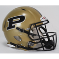 Purdue Boilermakers Full Size Authentic Speed Helmet