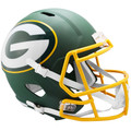GREEN BAY PACKERS (AMP ALTERNATE) Riddell Full Size SPEED Replica Helmet