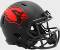 ARIZONA CARDINALS 2020 ( BLACK ECLIPSE ) - NFL Riddell SPEED Mini Football Helmet