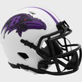 BALTIMORE RAVENS 2021 ( LUNAR ECLIPSE ) - NFL Riddell SPEED Mini Football Helmet