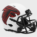 ATLANTA FALCONS 2021 ( LUNAR ECLIPSE ) - NFL Riddell SPEED Mini Football Helmet