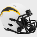 LOS ANGELES CHARGERS 2021 ( LUNAR ECLIPSE ) - NFL Riddell SPEED Mini Football Helmet