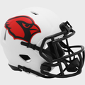 ARIZONA CARDINALS 2021 ( LUNAR ECLIPSE ) - NFL Riddell SPEED Mini Football Helmet