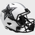 DALLAS COWBOYS 2021 (LUNAR ECLIPSE) Riddell Full Size Speed Replica Helmet