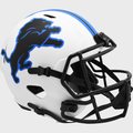DETRIOT LIONS 2021 (LUNAR ECLIPSE) Riddell Full Size Speed Replica Helmet