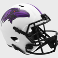 BALTIMORE RAVENS 2021 (LUNAR ECLIPSE) Riddell Full Size Speed Replica Helmet