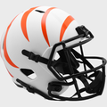 CINCINNATI BENGALS 2021 (LUNAR ECLIPSE) Riddell Full Size Speed Replica Helmet
