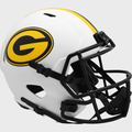 GREEN BAY PACKERS 2021 (LUNAR ECLIPSE) Riddell Full Size Speed Replica Helmet