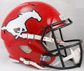 Calgary Stampeders CFL Full Size Replica Speed Helmet