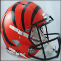 Cincinnati Bengals Authentic Revolution Speed Football Helmets