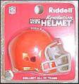 Cleveland Browns 2006-2014 NFL Pocket Pro Single Football Helmet