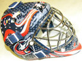 Columbus Blue Jackets Mini Replica Goalie Mask