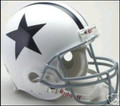 Dallas Cowboys 1960-63 Throwback Full Size Authentic Helmet