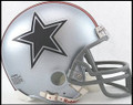 Dallas Cowboys 1976 Z2B Throwback Mini Replica Helmet