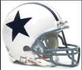Dallas Cowboys 2004 Throwback Mini Replica Helmet