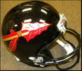 Florida St Seminoles Black Full Size Alternative Replica Helmet