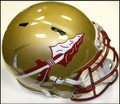 Florida St Seminoles Authentic Revolution Speed Helmet