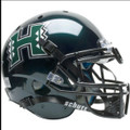 Hawaii Warriors Authentic Schutt XP Football Helmet