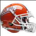 Illinois Fighting Illini Authentic Schutt XP Football Helmet