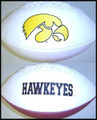 Iowa Hawkeyes Rawlings Jarden Sports Signature NCAA Full Size Fotoball Football