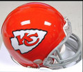 Kansas City Chiefs 1963-73 Throwback Mini Replica Helmet