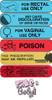 Choose your own fake drug label