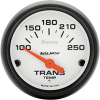 Autometer Phantom Transmission Temperature Gauge